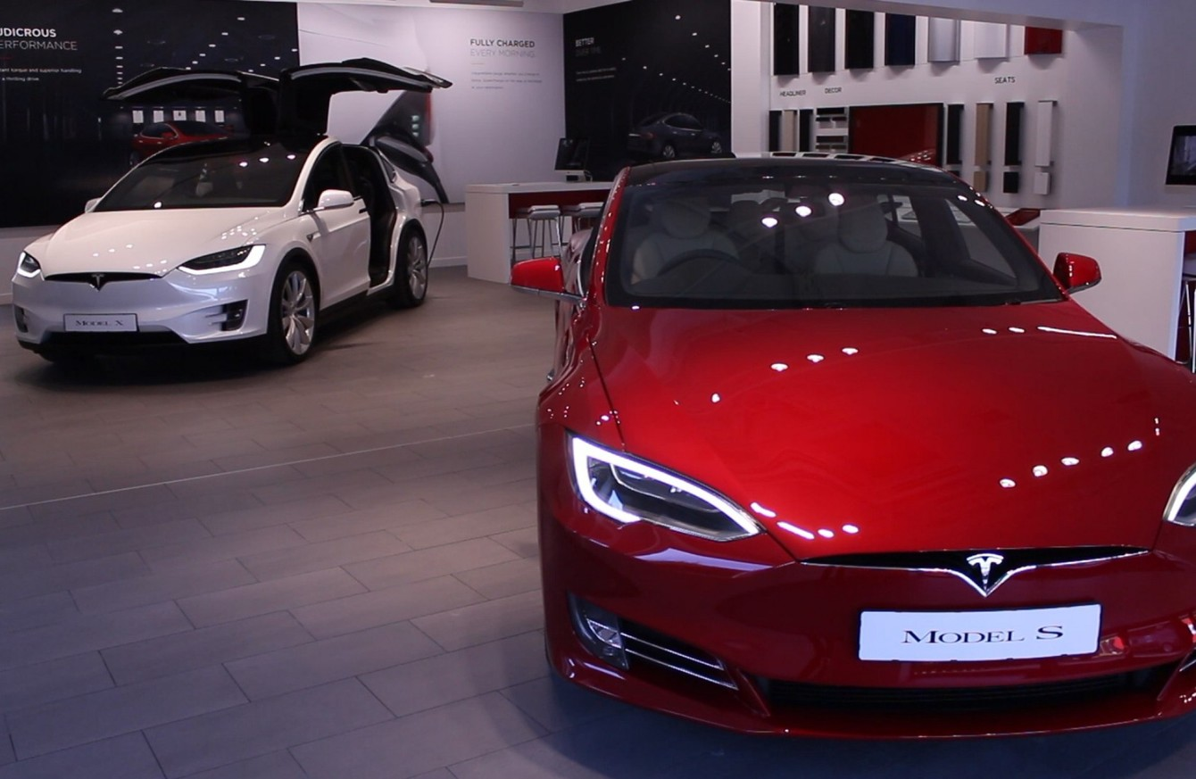 river 622 - Autopilot and Ludicrous mode: These high-tech Tesla electric cars have arrived in Ireland