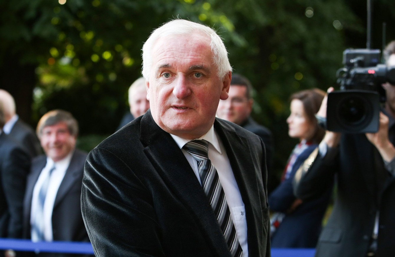 river 627 - 'That could change the game': Bertie Ahern weighs in on Mary Lou as Sinn Féin leader