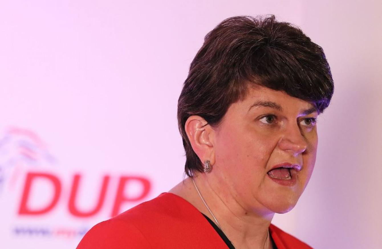 river 439 - Sinn Féin rejects Arlene Foster's Irish language proposal