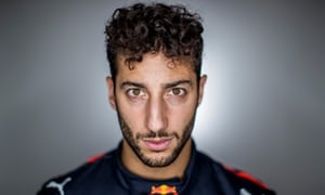 4972 - F1 driver Daniel Ricciardo: 'I take around 100 flights a year, so I need stamina'