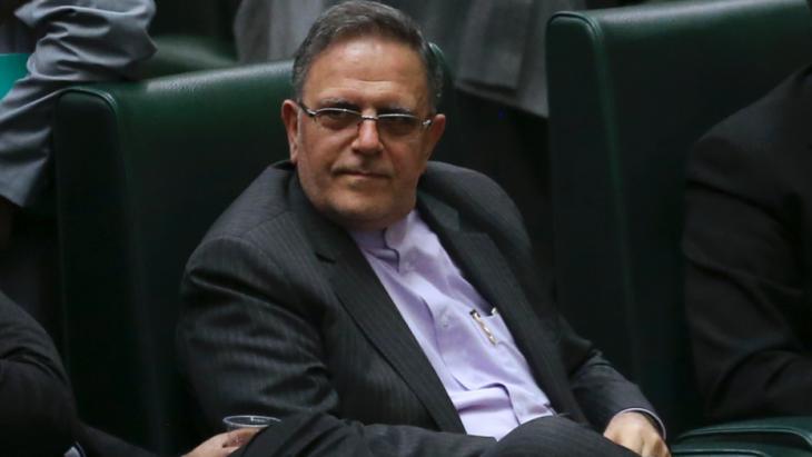 1526429358104 730x411 - US intensifies pressure on Iran, sanctioning central banker