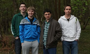 1536 - 'Inbetweeners perfectly caricatured my life': your favourite teen TV shows