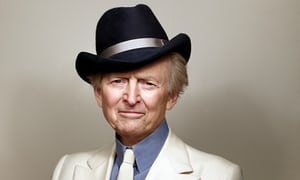 1800 5 - Tom Wolfe obituary: a great dandy, in elaborate dress and neon-lit prose