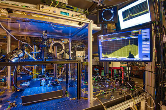 180425131901 1 540x360 - Tiny frequency combs are reliable measurement tools