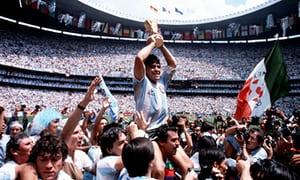 2940 - Diego Maradona docuseries about 'Hand of God' era in works at Amazon