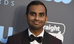 3104 - Aziz Ansari returns to standup in New York: 'He talked about his outrage fatigue'