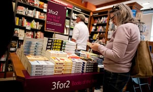 4256 5 - Waterstones U-turns over unbranded bookshop in Edinburgh