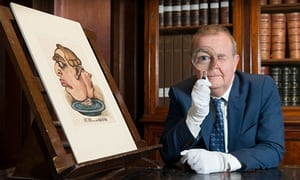 7346 - Ian Hislop picks Banksy hoax for British Museum dissent show