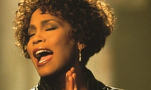 787 - Documentary alleges Whitney Houston was sexually abused as a child