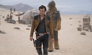 7952 - Solo: A Star Wars Story review – Han Solo origins film is boisterous bromance