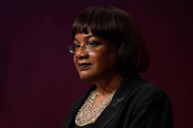 an131281646brighton england - Labour would close down Yarl's Wood and end government's hostile environment policy, says Diane Abbott