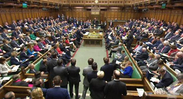 house of commons 2 0 - Brexit: Theresa May admits EU withdrawal bill could stall until autumn