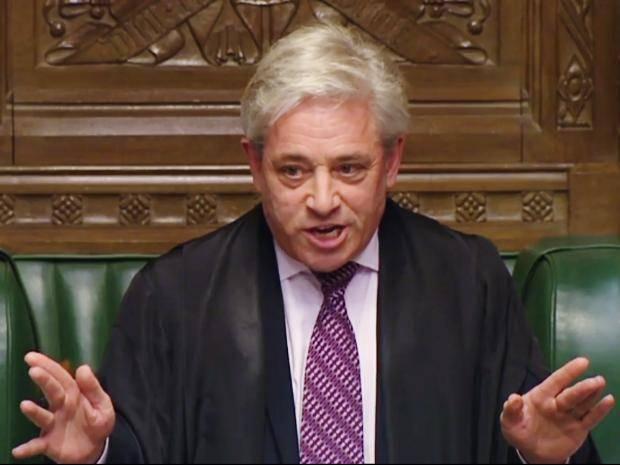 john bercow commons 1 - John Bercow: Probe into Commons Speaker bullying claims blocked