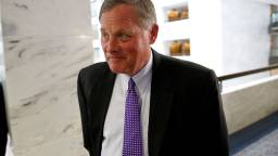 richard burr - Senate Intelligence Committee backs assessment Russia meddled in election to favour Trump