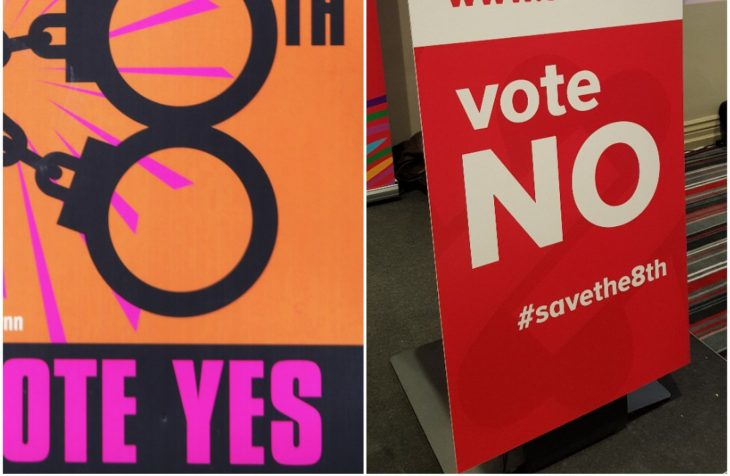 river 232 730x476 - Opinion poll: Repeal side still leads with a week to go but it is losing support