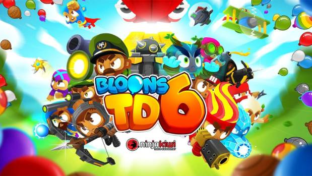1529053089805 - Kiwi-designed online game 'Bloons TD6' tops the worldwide paid app charts