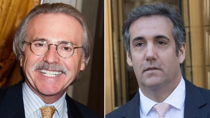 1529541615712 730x411 - Publisher of National Enquirer subpoenaed in Michael Cohen probe, report says