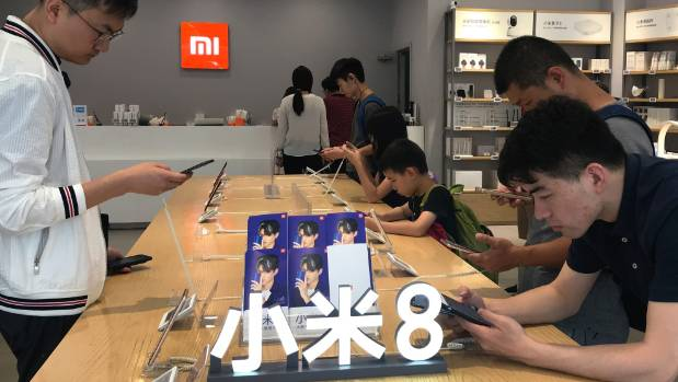 1529633444536 - Chinese startup Xiaomi is out to challenge Google, Amazon
