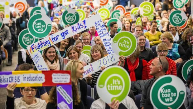 1530170971673 - Half-day strike a chance after teacher pay vote