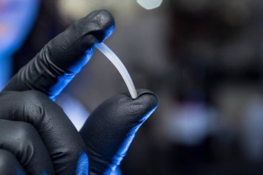 180426141530 1 540x360 1 - 'Infinitely' recyclable polymer shows practical properties of plastics