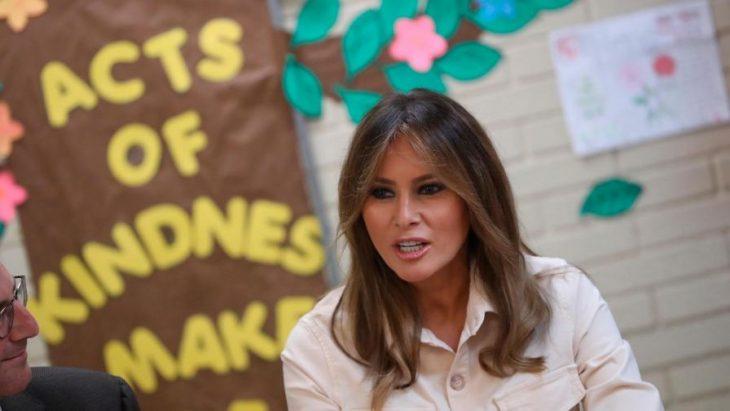 854081161001 5800343843001 5800344267001 vs 730x411 - Melania Trump arrives in Arizona for border center visit