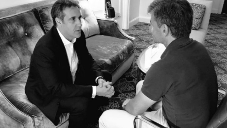 1530519290452 730x411 - Michael Cohen promotes 'Good Morning America' interview, says 'My silence is broken'