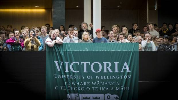 1530593959292 - 'Modest' number of submissions received for Victoria University name change