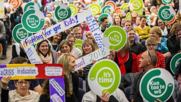 1530603903102 - Primary school teachers vote to strike, reject Government's pay offer