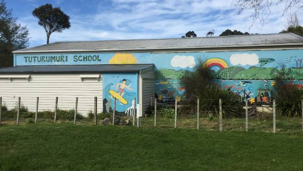 1530850684905 - Small community vows to fight  decision to close South Wairarapa school