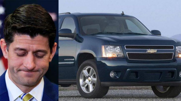 694940094001 5809074851001 5809086670001 vs 730x411 - Paul Ryan says woodchucks 'ate' his SUV — and he's not alone