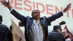 lopez obrador - Justin Trudeau congratulates Andres Manuel Lopez Obrador his victory in Mexico's presidential election