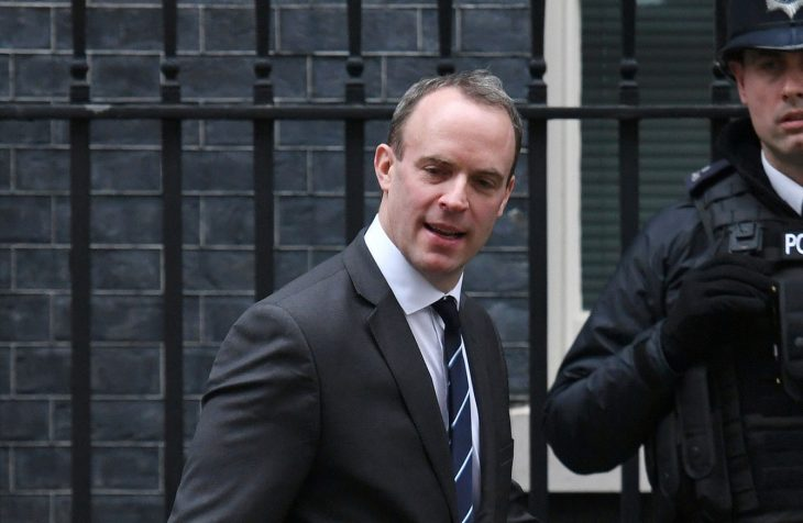 river 103 730x476 - Dominic Raab appointed as new UK Brexit secretary