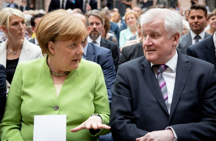 river 12 730x476 - German interior minister offers resignation over migration row