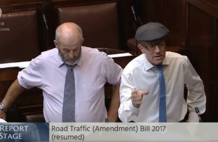 river 77 730x476 - Drink-driving laws passed by the Dáil as Danny Healy-Rae shouts, 'This is a sad day for rural Ireland'